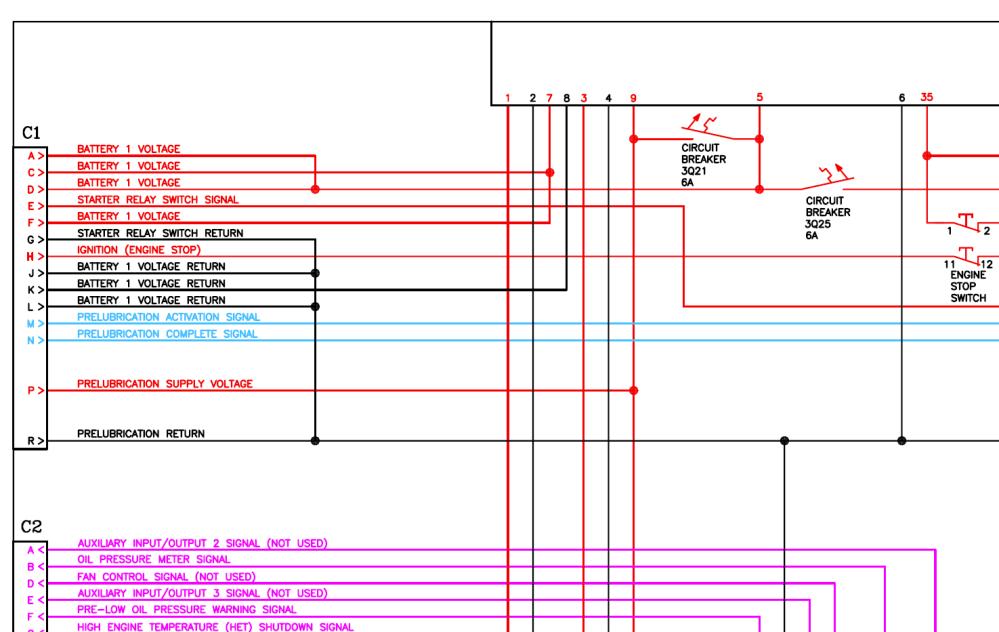 medium resolution of cummins isx schematic pictures to pin on pinterest pinsdaddy cummins engine ecm wiring diagrams cummins n14