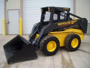New Holland LS180, LS190 Skid Steer Loader Service Repair Manual