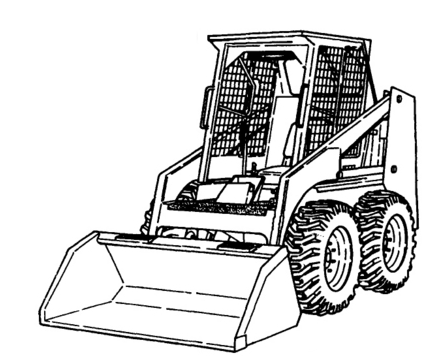 Bobcat S175 Skid Steer Loader Service Manual (03-2006