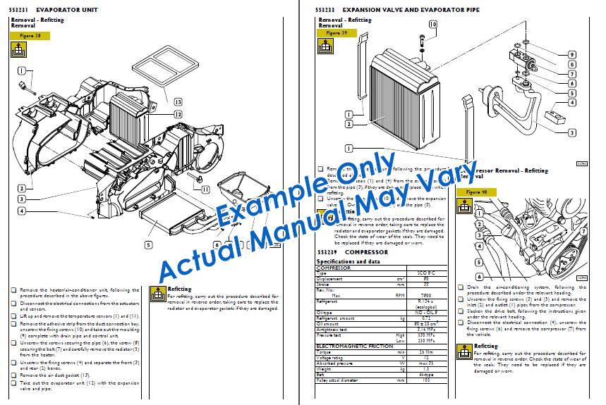 1992 2014 Freightliner Mt35 Mt45 Mt55 Van Workshop Manual 2003 Freightliner Mt45 Wiring Diagram  sc 1 st  Auto-Acce.com : freightliner chassis wiring diagram - yogabreezes.com