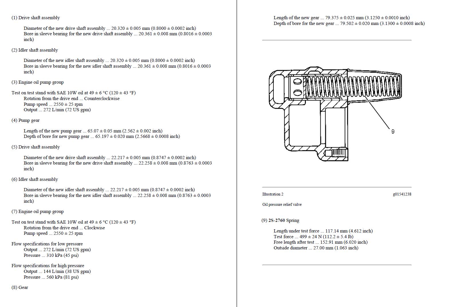Cat Mxs Ecm Wiring Diagram 3406e Caterpillar C15 Truck Engine Complete Shop Service Manual