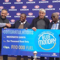 "Beat ""Blue Monday"" and win a R10 000 fuel voucher"