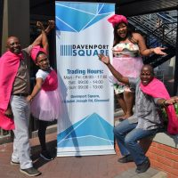 Support the fight with Davenport Square and its CANSA Shades of Pink fun run