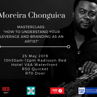 Double Joy with MOREIRA CHONGUIÇA in Cape Town on Saturday 25 May