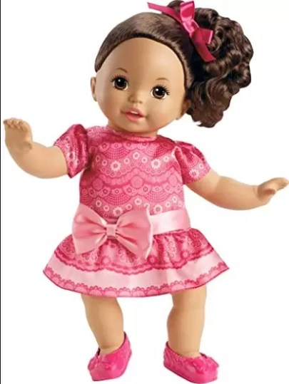 Little Mommy sweet as me doll