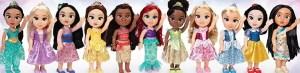 Disney Princess My Friend Doll