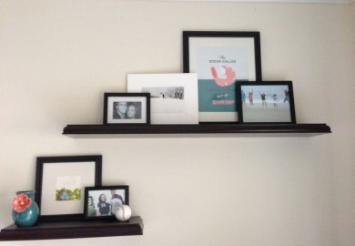 Shelf Decorating Ideas Living Room