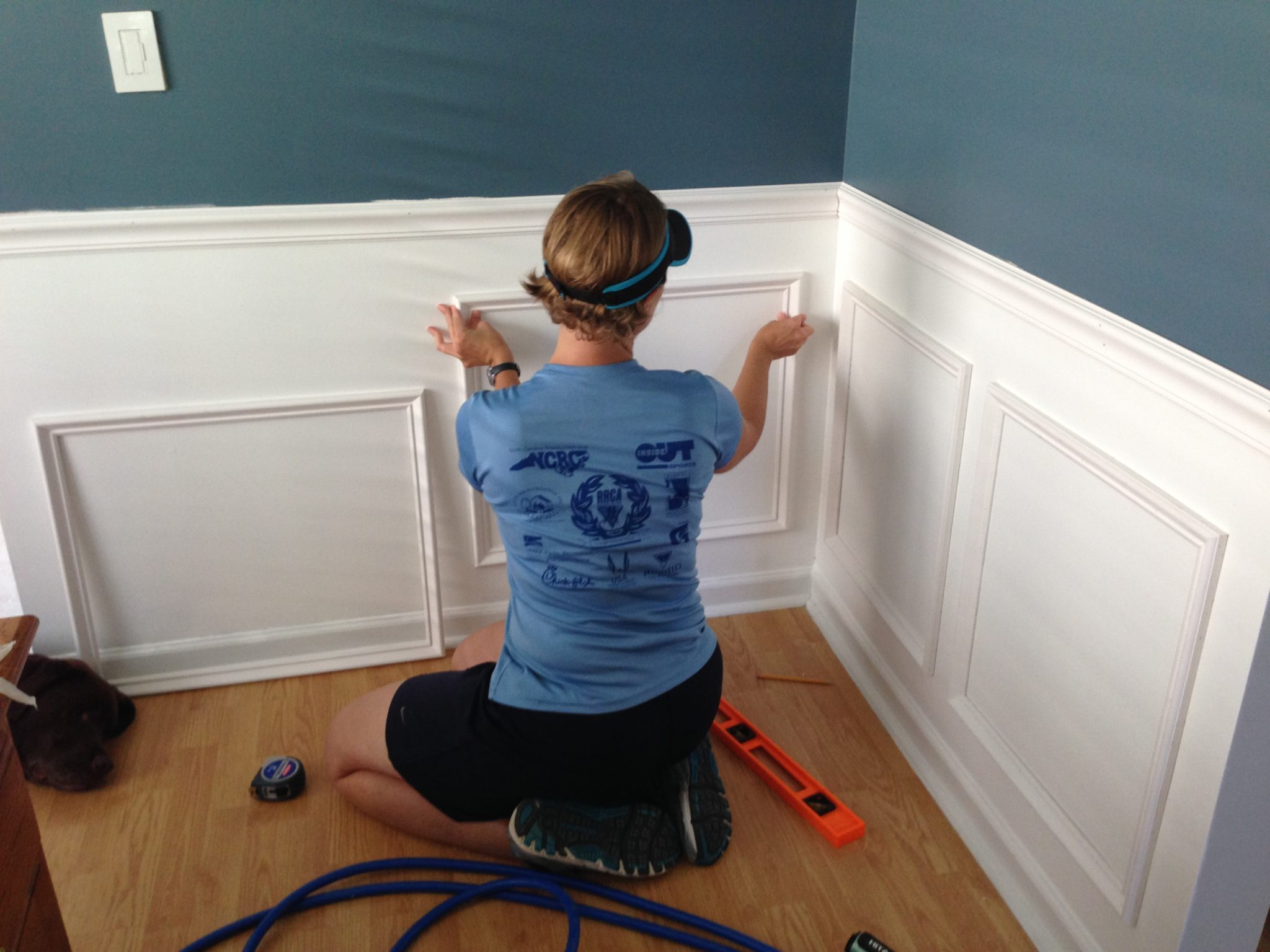 what is the point of a chair rail wooden doll high how to install wainscoting