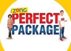Zong SMS Packages Daily, Weekly, 15 Days, Monthly