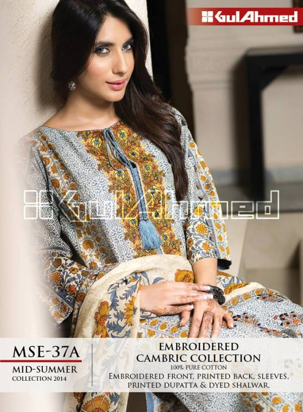 Gul Ahmed womens/Female Clothes Brands Products Prices in Pakistan