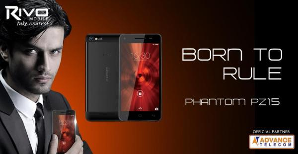 Rivo Phantom PZ15 Mobile Prices in Pakistan Specifications Features Images