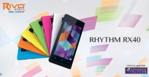 Rivo RHYTHM RX40 Mobile Prices in Pakistan Specs Features Images