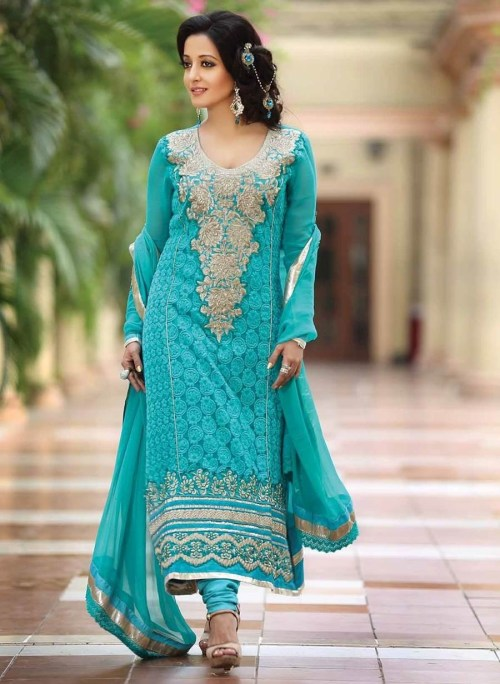 Womens Eid 2016 Shalwar Kameez Designs and Styles With Price