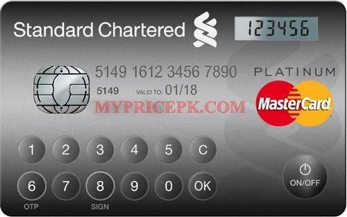 How to Get A SCB Standard Chartered Bank Credit Card or Visa Card in Pakistan