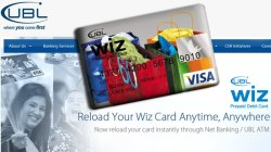 How to Get Wiz Internet Card UBL United Bank Limited in Pakistan