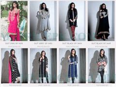 Maria B Branded Ladies Kurta Design Price and Trends in Pakistan Spring/Summer 2015