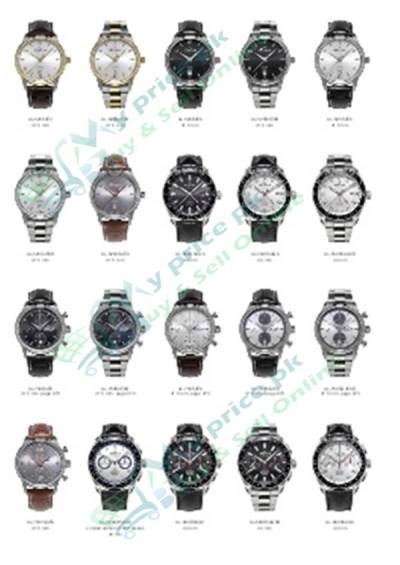 Alpina Sailing Yacht Timer Gents/Men Watches Products Price & Specs in Pakistan