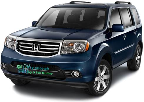 Honda Pilot 2021 Price in Pakistan Specs Features Mileage New Shape Pictures