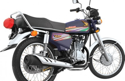 New Honda CG 125 Model 2016 Shape Mileage Launch Date Pictures