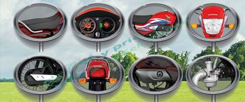 New Honda Pridor 100 Model 2016 Shape Mileage Launch Date Pictures