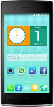 Mobile Price in Pakistan Qmobile i4 Specification Camera Ram Memory