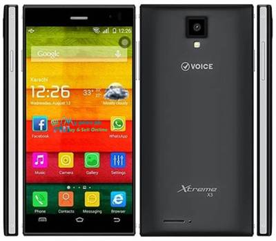 Voice Xtreme X3 Price In Pakistan Features Specs & Images Reviews