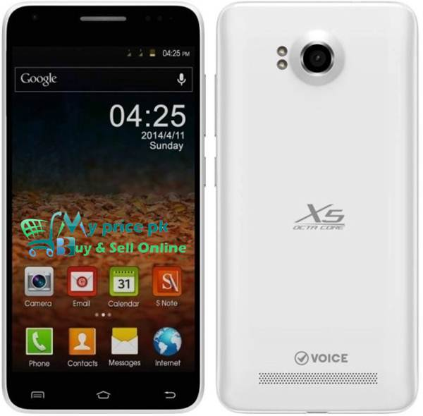 Price Photos Reviews Features: Voice Xtreme X5 Price In Pakistan Specification Features