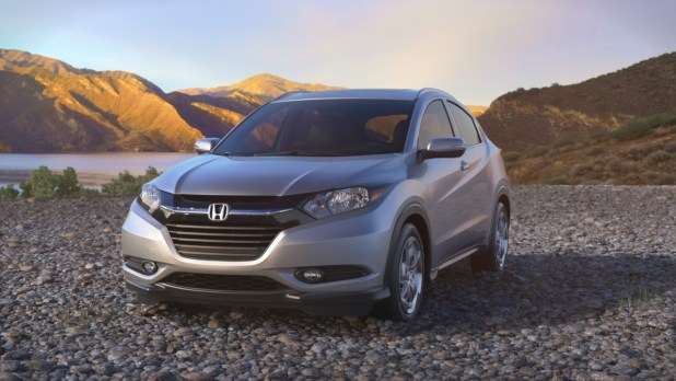 Honda HR-V SUV Model 2016 Pricing & Features Mileage and New Shape Picture
