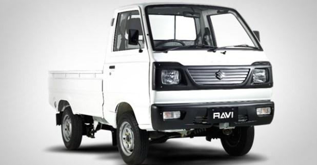 Suzuki Ravi Pickup Price in Pakistan New Model 2016 Specs Mileage Features Review