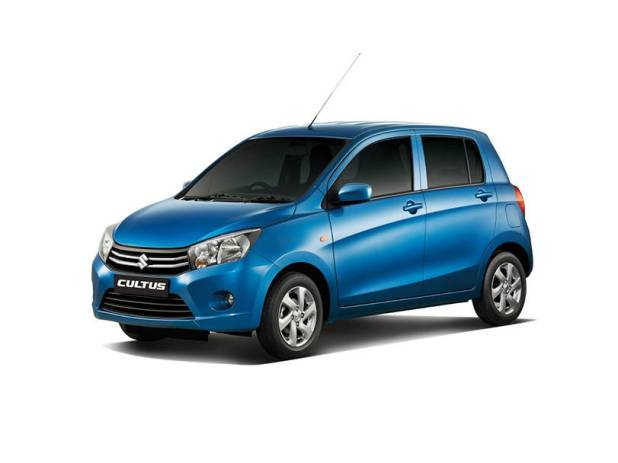 Suzuki Cultus Model 2021 Price in Pakistan New Shape Specs Features Review