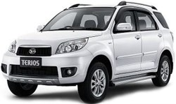 Daihatsu Terios 4x2 Automatic Specifications Price Features Images & Colors In Pakistan.