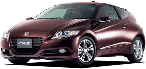Honda Reshaping 2017 CR-Z Sports Hybrid Metallic and Solid Color Price In Pakistan