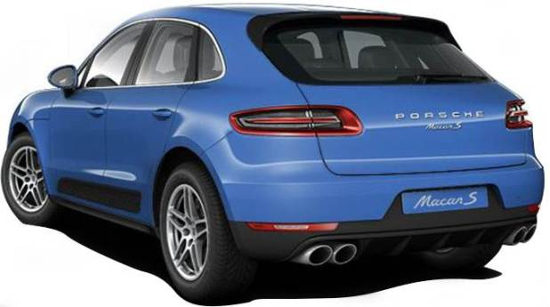 New Shape Porsche Macan Turbo 2017 Price In Pakistan Features Specification Colors Review