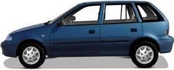 Upcoming Suzuki Cultus 2021 Euro II CNG Interior and Exterior Shape Change Price