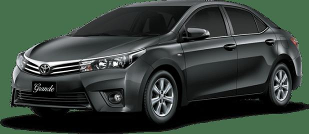 Toyota Corolla Altis & Altis Grande CVT-i 1.8 New Model Price & Specs In Pakistan