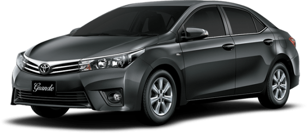 Toyota Corolla Altis & Altis Grande CVT-i 1.8 New Model Price & Specs In Pakistan