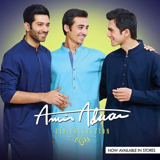 Amir Adnan Gents Winter Dresses Collection Price in Pakistan