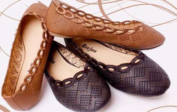 Borjan Ladies Winter Shoes Matilla Colors New Arrivals Rates and Price In Pakistan