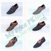 Borjan Gents Casual Formal Shoes For Winter 2021