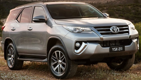 New Toyota Fortuner 2016 Price in Pakistan Mileage Shape Pictures and Review