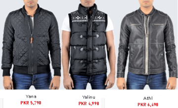 Latest Jackets Sweaters Jeans Coats By Stoneage For Men's Colors Price In Pakistan