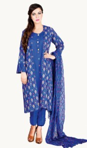 Bareeze Lawn Ladies Dress Collection 2019 New Summer Lawn
