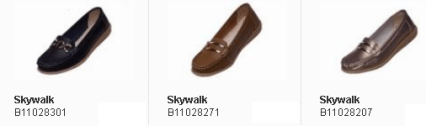 Latest Gig Skywalk Shoes Collections For Women By Borjan With Pictures & Price