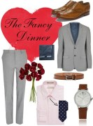 Valentine Day 2021 Which Type Gents Dresses Wear For Girlfriend