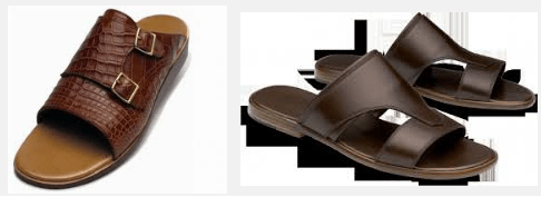 Latest John Lobb Men's Summer Shoes Collections Sandals and Loafers Price New Designs