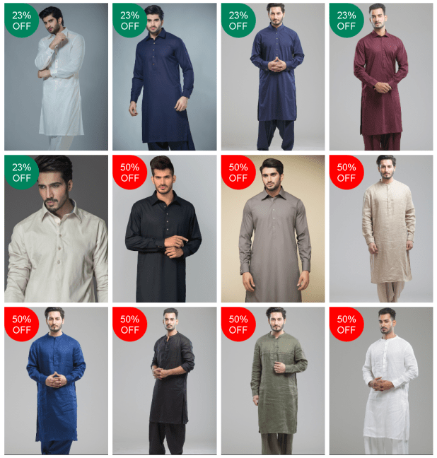 Amir Adnan Classic Collections For Gents Summer Collections 2016 Price and Discount Offers