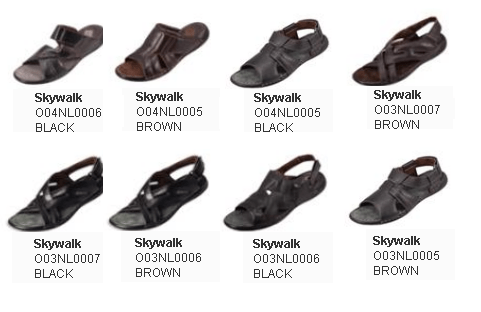 Borjan Skywalk Men's Shoes For Summer 2019 Price and Pics