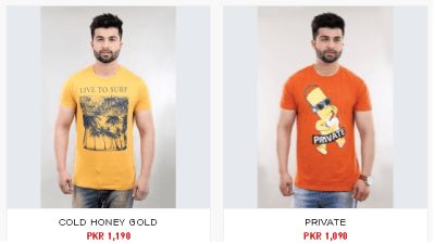 Stoneage Dresses For Gents Tees and Henleys Summer Collections 2016 With Price