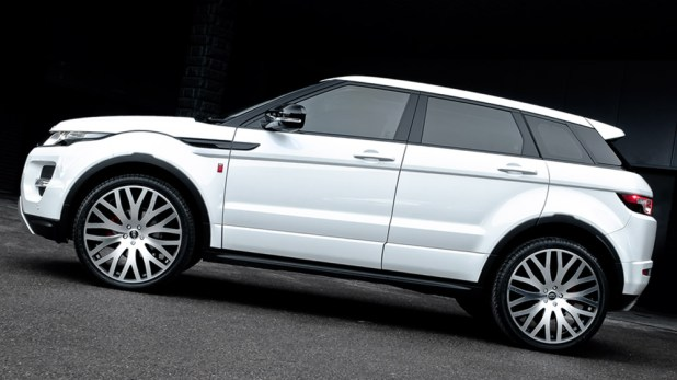 New Model 2017 Range Rover Evoque Dynamic Price Shape Redesign Colors Features Reviews