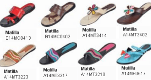 Borjan Ladies Summer Casual Wear Gig and Matilla Shoes Collection 2021 with Price New Designs